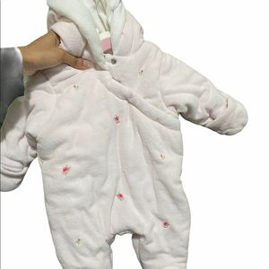 [3 for $15] Like New Winter Baby Snowsuit